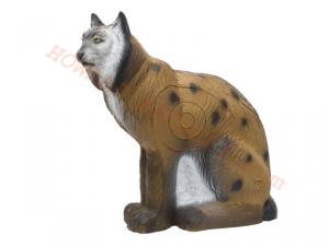 SRT Target 3D Sitting Lynx