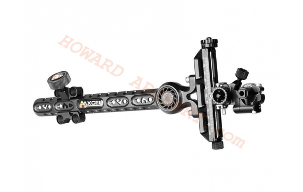 """Axcel Sight Achieve Compound With Lock System 9"""" With Damper"""