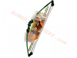 Bear Youth Bow Set Scout RH/LH