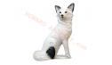 SRT Target 3D White Fox