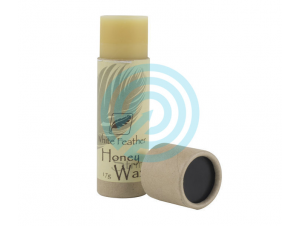 WHITE FEATHER BEESWAX STRING WAX