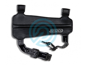 SHOCQ ARMGUARD JUNIOR BLACK