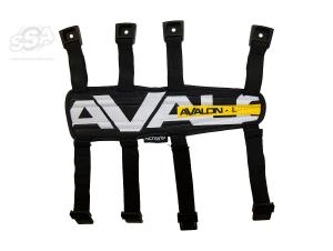 Avalon POLYESTER 600D 4 FERMETURES 25CM