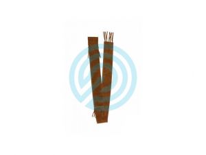 STRELE SOFT CASE LONGBOW NATIVE AMERICAN I BROWN
