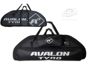 Sac Avalon TYRO A³ - 116 CM WITH 2 POCKETS BLACK