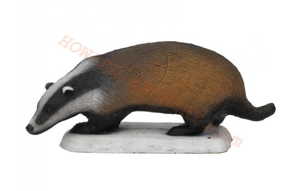 SRT Target 3D Badger